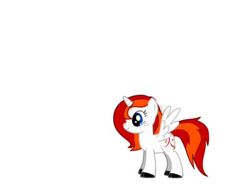 Fyre Pendragon... I mean Pony??